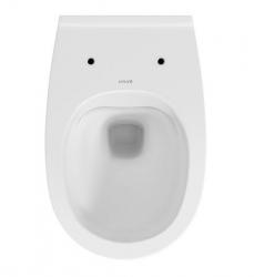 AKCE/SET/VIEGA - SET MONO modul WC čelné ovládanie + ovládacie tlačidlo BIELE + WC CERSANIT ARTECO CLEAN ON + SEDADLO (V606732BI AT1), fotografie 6/8
