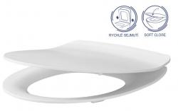 AKCE/SET/GEBERIT - Duofix pre závesné WC 111.300.00.5 bez ovládacej dosky + WC CERSANIT MODUO CLEANON + SEDADLO (111.300.00.5 MO1), fotografie 2/8
