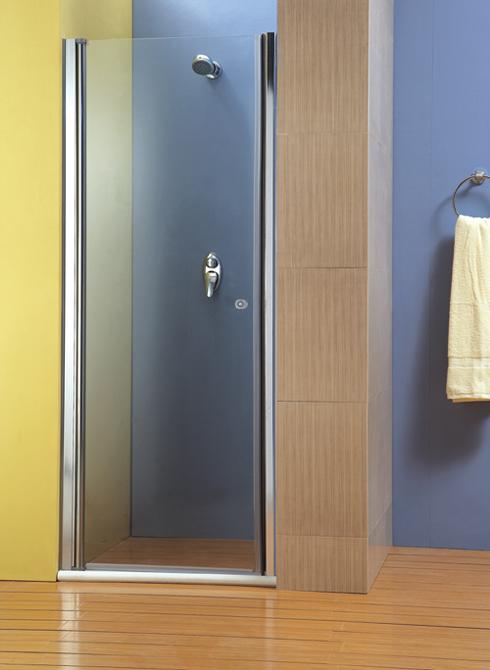 Sprchové dveře PURE 60 jednokřídlé 56-61 x 190 cm (PURE D1 60)