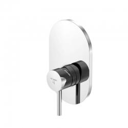 STEINBERG - Podomietková jednopáková zmiešavacie batérie pre vaňu / sprchu, chróm (100 2243)