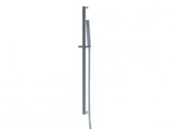 STEINBERG - Sprchová souprava s tyčí 900 mm, kovovou ruční sprchou a hadicí 1800 mm, chrom (135 1602)