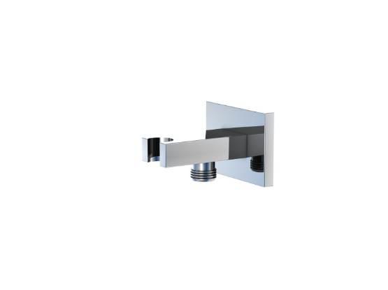 STEINBERG - Nástěnný držák ruční sprchy s přívodem vody (135 1667)