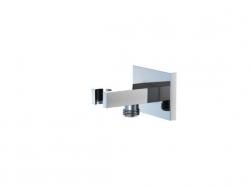 STEINBERG - Nástenný držiak ručnej sprchy s prívodom vody (135 1667)
