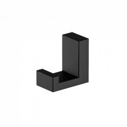 STEINBERG - Háčik na uteráky, čierna mat (460 2400 S)