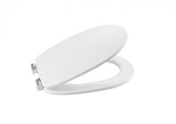 ROCA - WC sedátko s poklopom CARMEN SLOWCLOSE, biele (A801B5200B)
