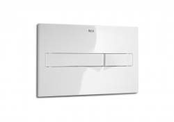 ROCA - PL2 Dual - tlačidlo pre podomietkové moduly, biela (A890096000)