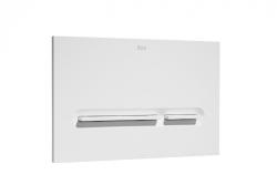 ROCA - PL5 Dual - tlačidlo pre podomietkové moduly, biela (A890099000)