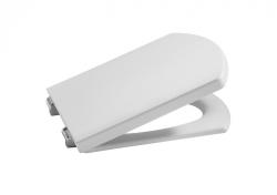 ROCA - Sedadlo s poklopom HALL COMPACT, nerezové úchyty (A801620004)