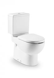 ROCA - Zvýšená WC misa MERIDIAN kapotovaná kombi, hlboké splachovanie, vario odpad (A34224H000)