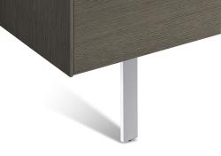 ROCA - Nohy, pre INSPIRA umývadlové skrinky, 1 pár (A816815339)