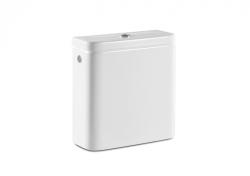 ROCA - WC nádrž THE GAP COMPACT dual flush 4/2 l s bočným prívodom vody (A341471000)