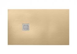 ROCA - Sprchová vanička TERRAN 1000x800, piesková (AP013E832001510)