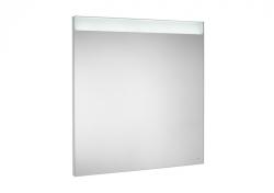 ROCA - Zrkadlo Prisma Confort 800x800mm, rám anodizovaná šedá (A812264000)