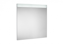 ROCA - Zrkadlo 800x800 s integrovaným LED osvetlením, bez vypínača a fólie proti oroseniu (A812258000)