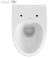 AKCE/SET/JOMO - SET JOMO Duofix modul pro závěsné WC + tlačítko + montážní sada + sedátko + WC CERSANIT CLEANON PARVA (174-91100900-00 PA2), fotografie 4/10