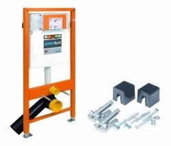 AKCE/SET/JOMO - SET JOMO Duofix modul pro závěsné WC + tlačítko + montážní sada + sedátko + WC CERSANIT CLEANON PARVA (174-91100900-00 PA2), fotografie 10/10