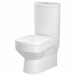 SET PURE (WC misa+nádržka+sedadlo+ventily+skrutky+tesnenia) (SET-PURE01)