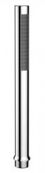 SAPHO - Ručná sprcha, 221mm, ABS/čierna/chróm (1205)