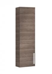 ROCA - PRISMA skrinka vr. 4 políc, dvere pravo/ ľavé, jasan (A856887321)