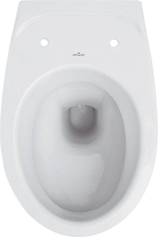 GEBERIT KOMBIFIXBasic vr. matného tlačidla DELTA 21 + WC CERSANIT DELFI + SOFT SEDADLO (110.100.00.1 21MA DE2)