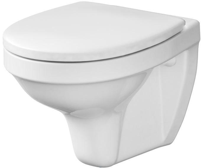 GEBERIT KOMBIFIXBasic vr. bieleho  tlačidla DELTA 21 + WC CERSANIT DELFI + SEDADLO (110.100.00.1 21BI DE1)