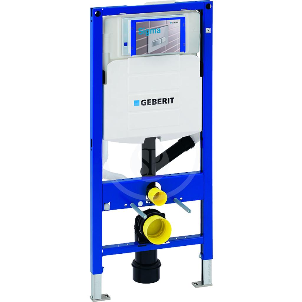 GEBERIT - Duofix DUOFIX na závesné WC, H112, Sigma splachovacia nádržka UP320 (111.370.00.5)