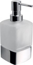 SAPHO - EVEREST dávkovač mydla na postavenie, chróm (1313-31)