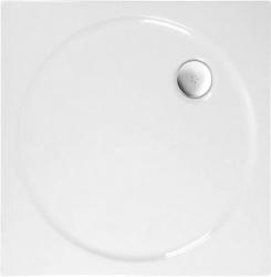 POLYSAN - TOSCA sprchová sprchová vanička, štvorec 90x90x4cm, biela (53111)
