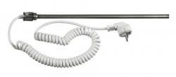 SAPHO - Elektrická vykurovacia tyč bez termostatu, 700 W (7587)
