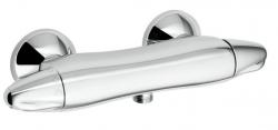Effepi - FLO nástenná sprchová batéria, chróm (7151)