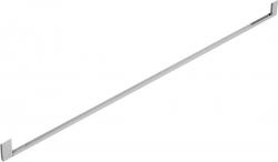 GSI - NORM držiak uterákov 120cm, chróm (PAFL120)