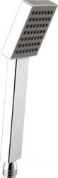 SAPHO - Ručná sprcha 245 mm, hranatá, ABS/chróm (1204-09)