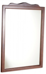 Gallo Wood - GALANTA TELLUS zrkadlo 650x900x23mm, masiv (1669)