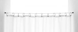 RIDDER - Oceľové lanko na zavesenie kúpeľňového závesu (9620)
