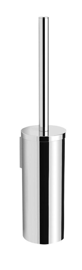 SAPHO - WC štětka nástěnná, chrom (BL706)