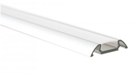 Sapho Led - LED U profil 30x7mm, eloxovaný hliník, 1m (KL4369-1)