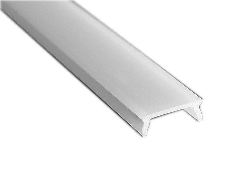 SAPHO - Mliečny kryt LED profilu KL4369, 1m (KL00155-1)