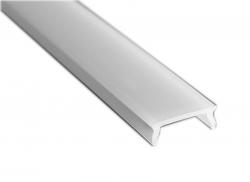 Sapho Led - Mliečny kryt LED profilu KL4369, 1m (KL00155-1)