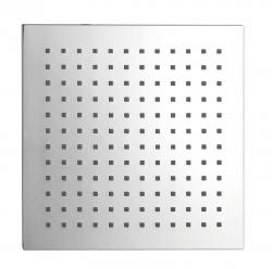 SAPHO - Hlavová sprcha štvorec 204x204 mm, ABS / chróm (SK824)