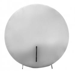 SAPHO - Zásobník na toaletný papier do priemeru 24cm, nerez mat (DR249)