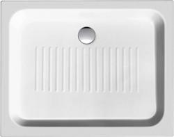 GSI - Keramická sprchová vanička, obdĺžnik 90x72x11cm (259011)