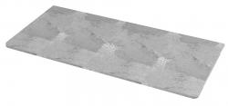SAPHO - PURA Rockstone doska 982x495 mm, bez otvoru (RP100)