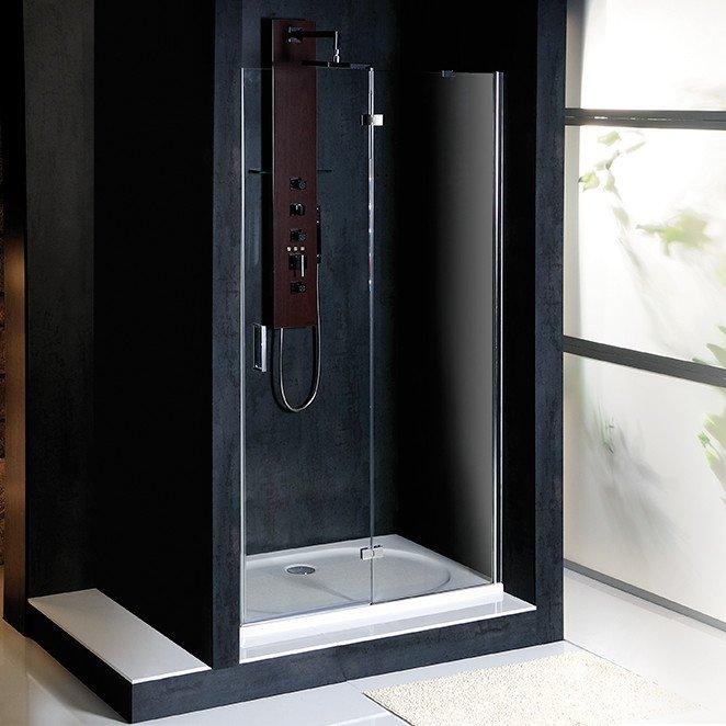 POLYSAN - VITRA LINE sprchové dvere 1000mm, pravé, číre sklo (BN2915R)