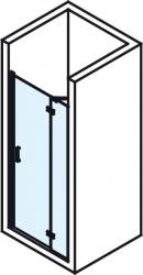 POLYSAN - VITRA LINE sprchové dvere 1000mm, pravé, číre sklo (BN2915R), fotografie 6/4