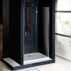 POLYSAN - VITRA LINE sprchové dvere 1100mm, pravé, číre sklo (BN3915R)