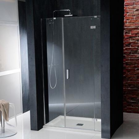 POLYSAN - VITRA LINE sprchové dvere 1400mm, pravé, číre sklo (BN4115R)