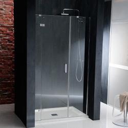 POLYSAN - VITRA LINE sprchové dvere 1500mm, ľavé, číre sklo (BN4215L)