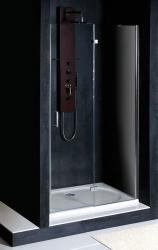 POLYSAN - VITRA LINE sprchové dvere 900mm, pravé, číre sklo (BN2815R), fotografie 2/4