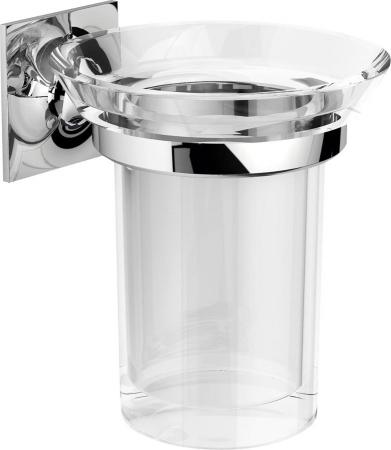 IBB - WIZARD pohár, akryl/chróm (WZ02)