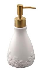 SAPHO - ROMANTIC dávkovač mydla, keramika (90940)